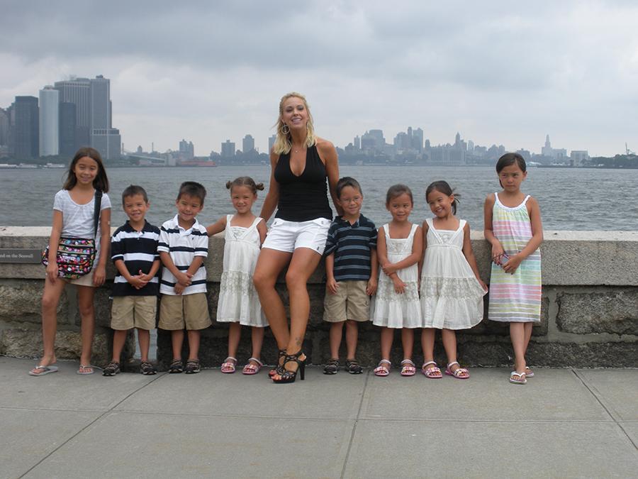 Кейт и 8 детей