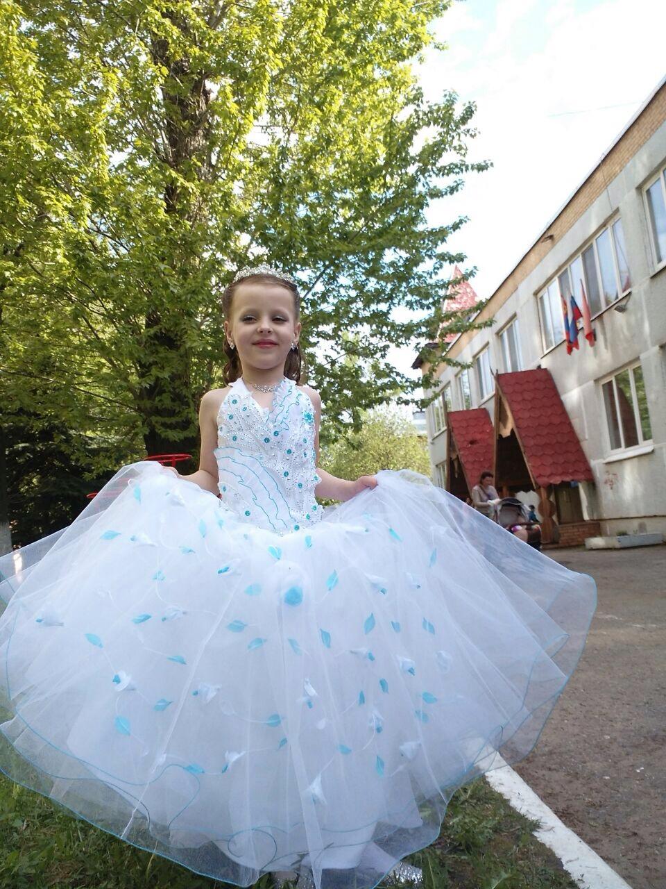 Наша маленькая принцессочка!!!. Само очарование