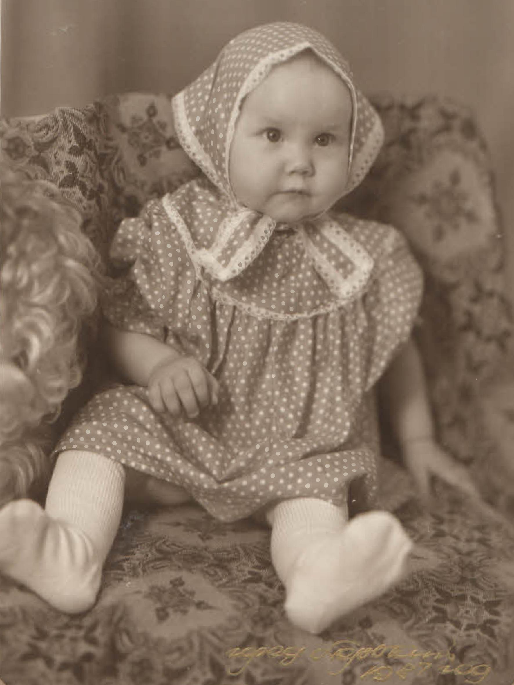 Моя кукла 30 лет назад - само очарование. Само очарование