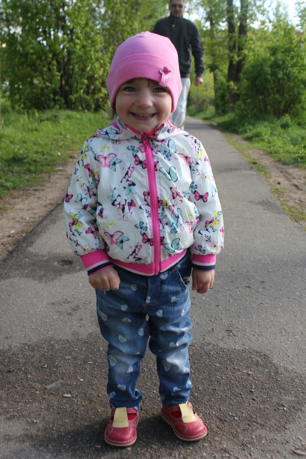 Моя племянница красотка Рыжова Наденька. Само очарование
