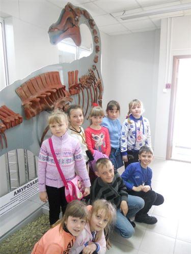 временная лента.... Любимые динозавры