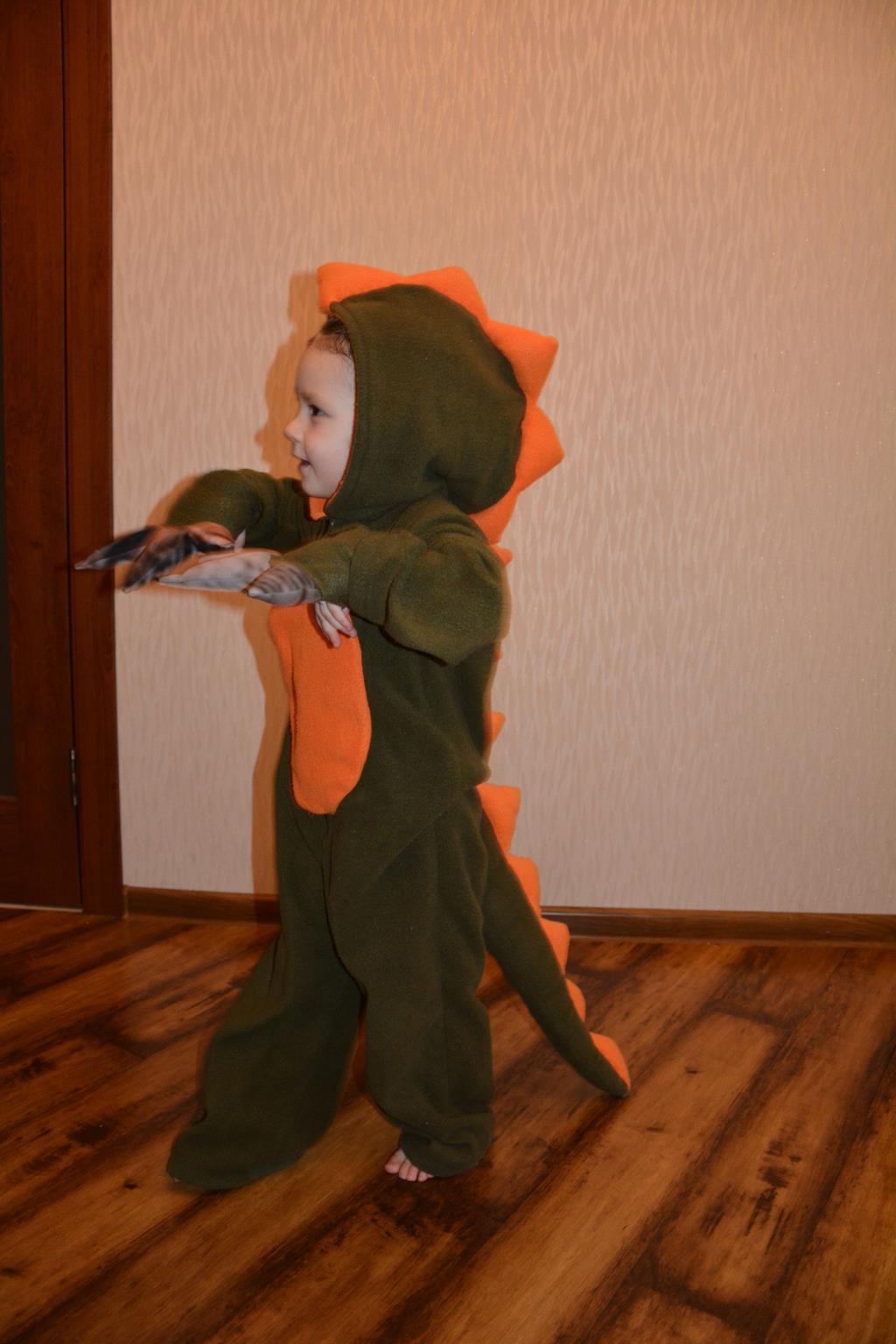 Перевоплощение.......... Любимые динозавры