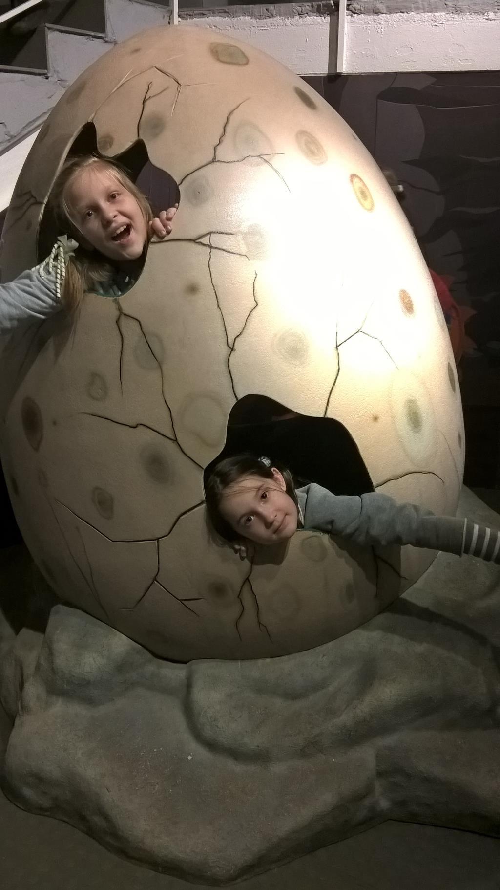 Мама, ням-ням))). Любимые динозавры