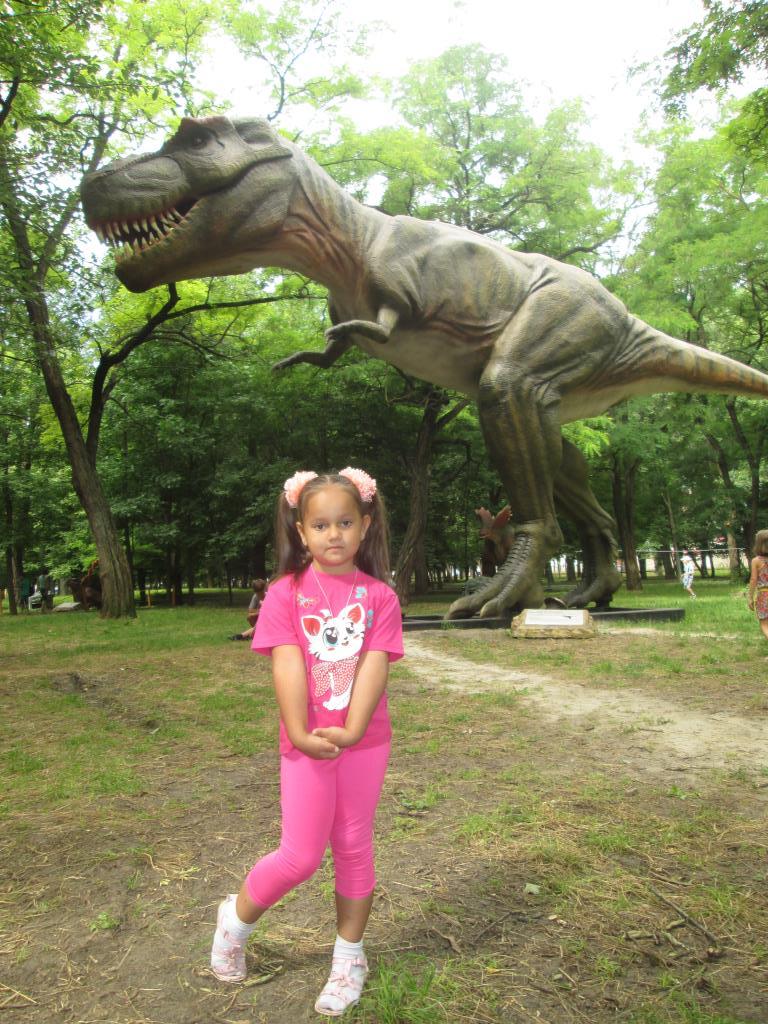 гигантик дино. Любимые динозавры