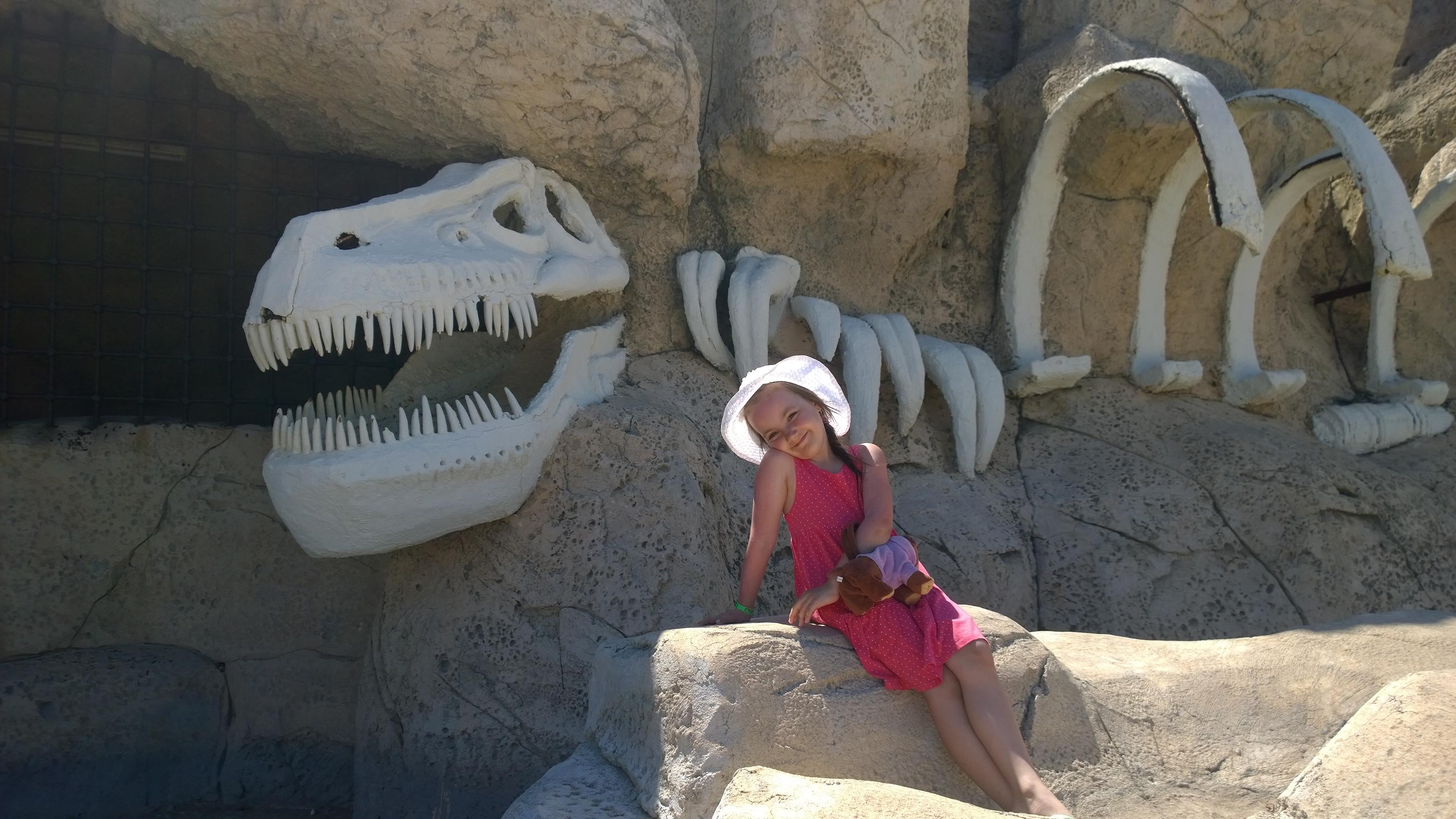 Лизка Палеонтолог. Любимые динозавры