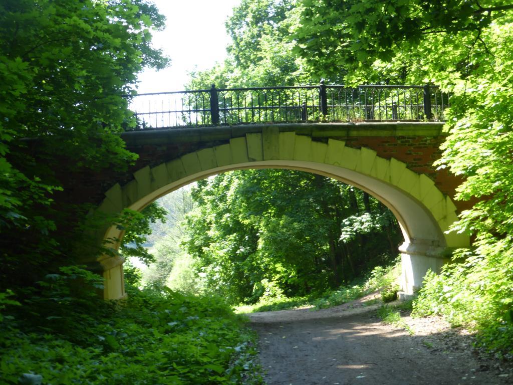 Усадьба Суханово. Мост.. Блиц: мосты