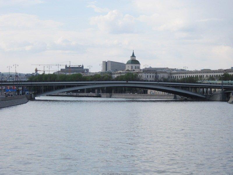 Москва. Большой Устьинский мост. Блиц: мосты