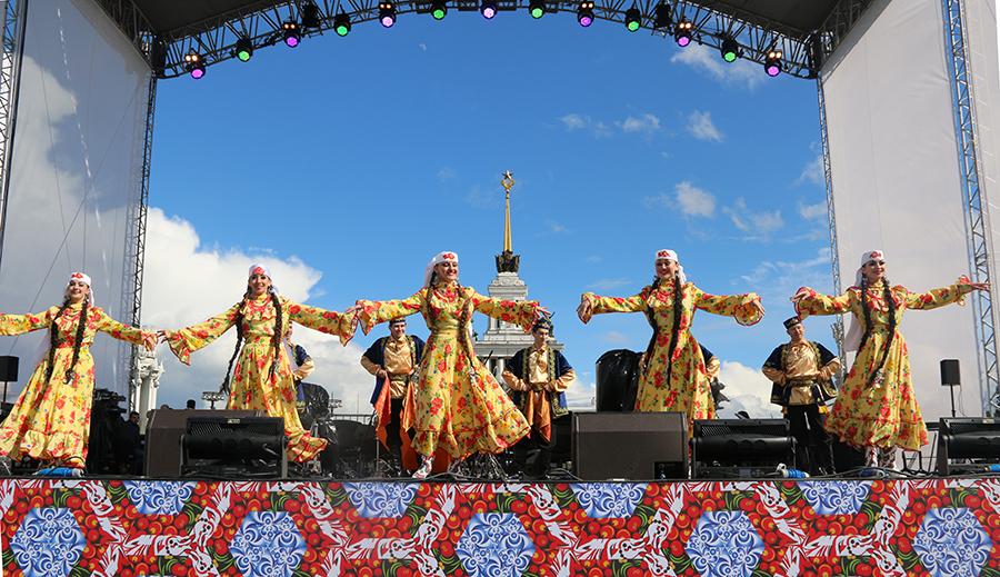 Фестиваль Многонациональная Россия