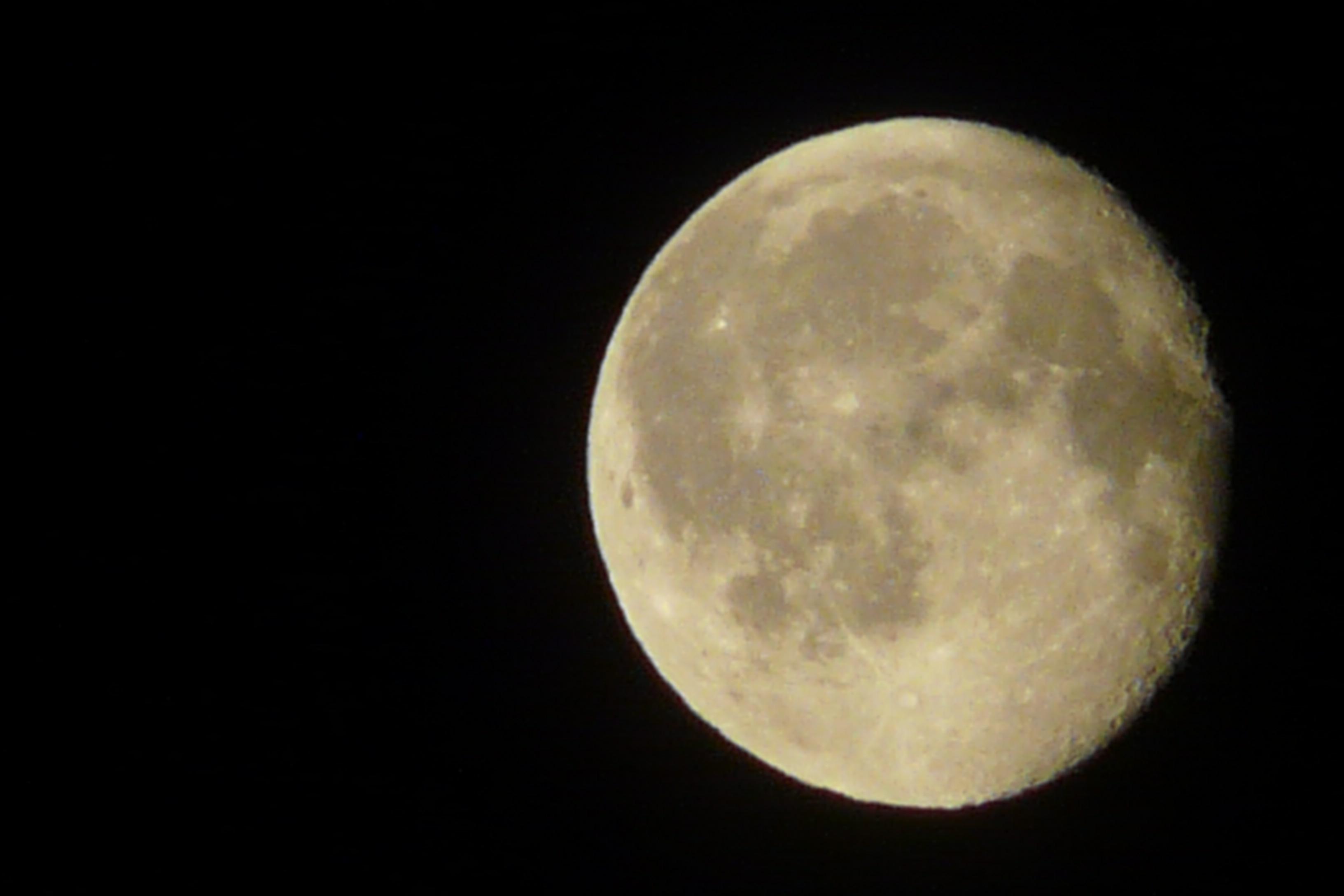 На этой сторорне луны. Блиц: луна