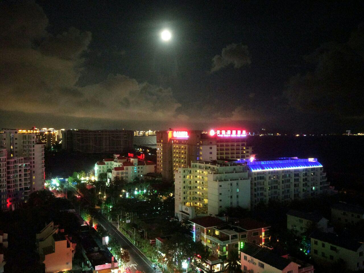 Луна из Китая . Блиц: луна