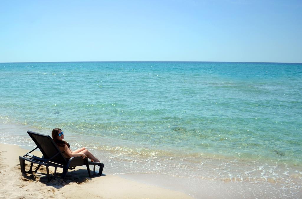 Мальдивы в Крыму. Привет из отпуска!