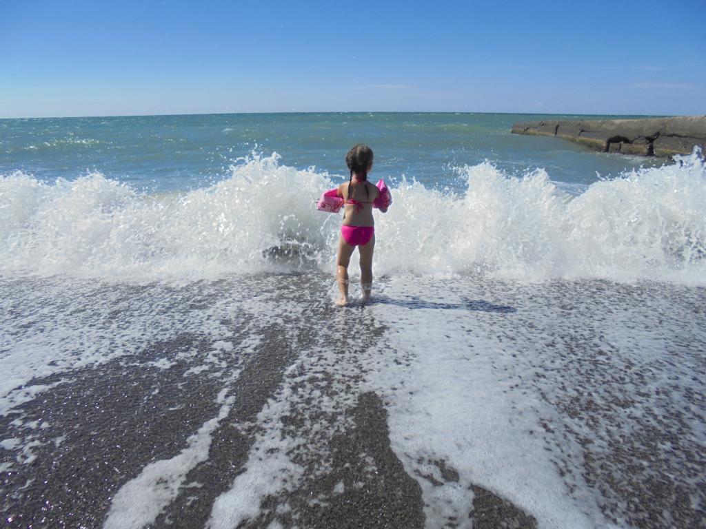 О,море,море,море!!!. Привет из отпуска!