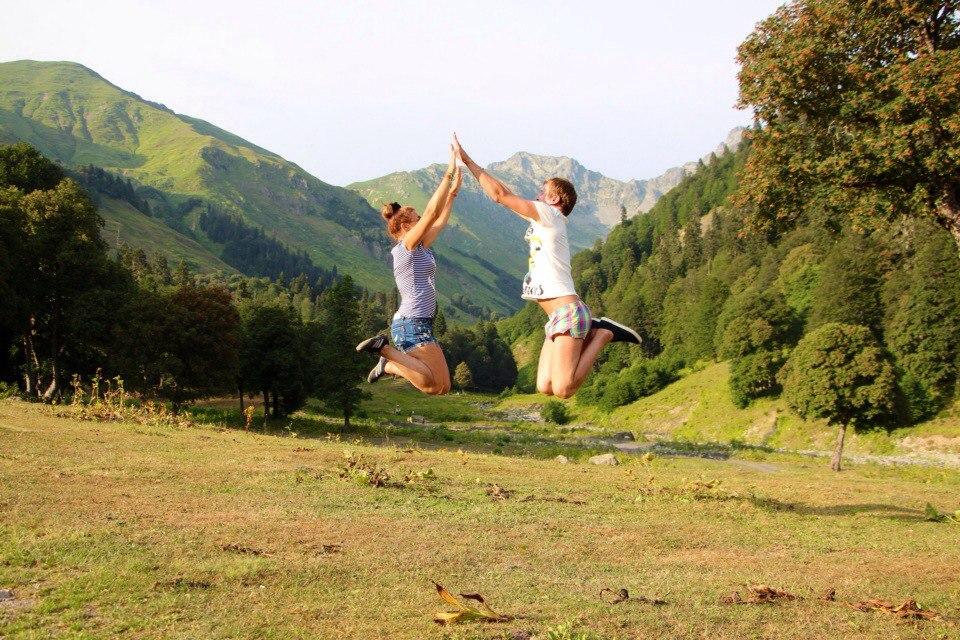 Абхазия Ех-у-у-у-у!. Привет из отпуска!