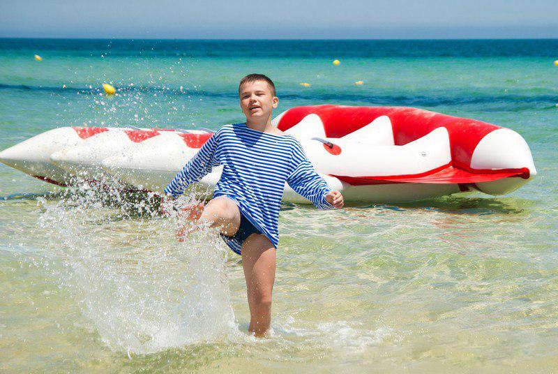 Морские каникулы. Привет из отпуска!