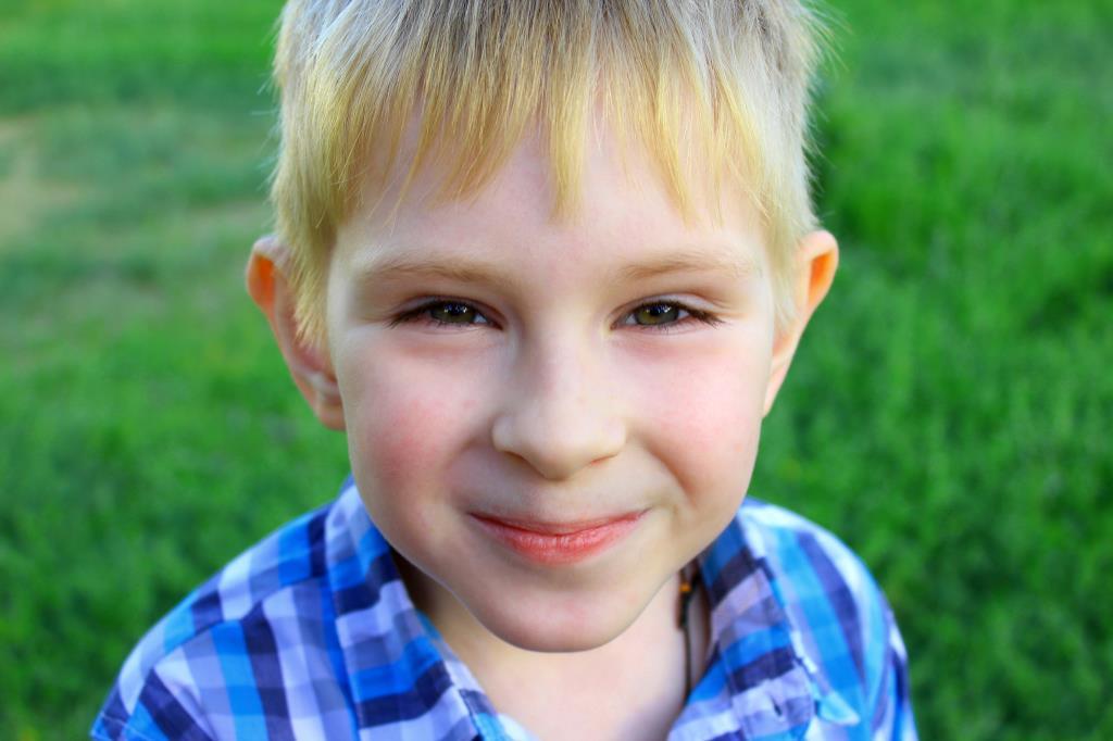 Солнечный мальчик. Летнее настроение