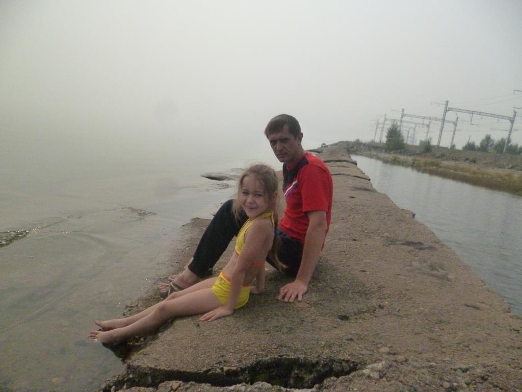 Мы на Байкале. Привет из отпуска!