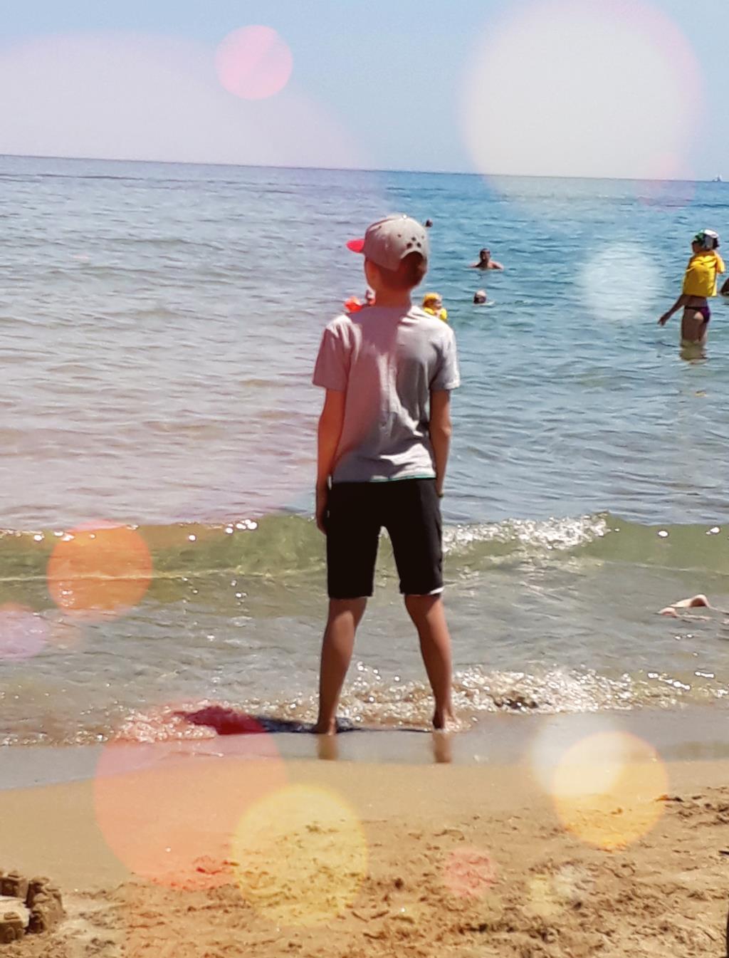 Море, я люблю тебя!. Летнее настроение