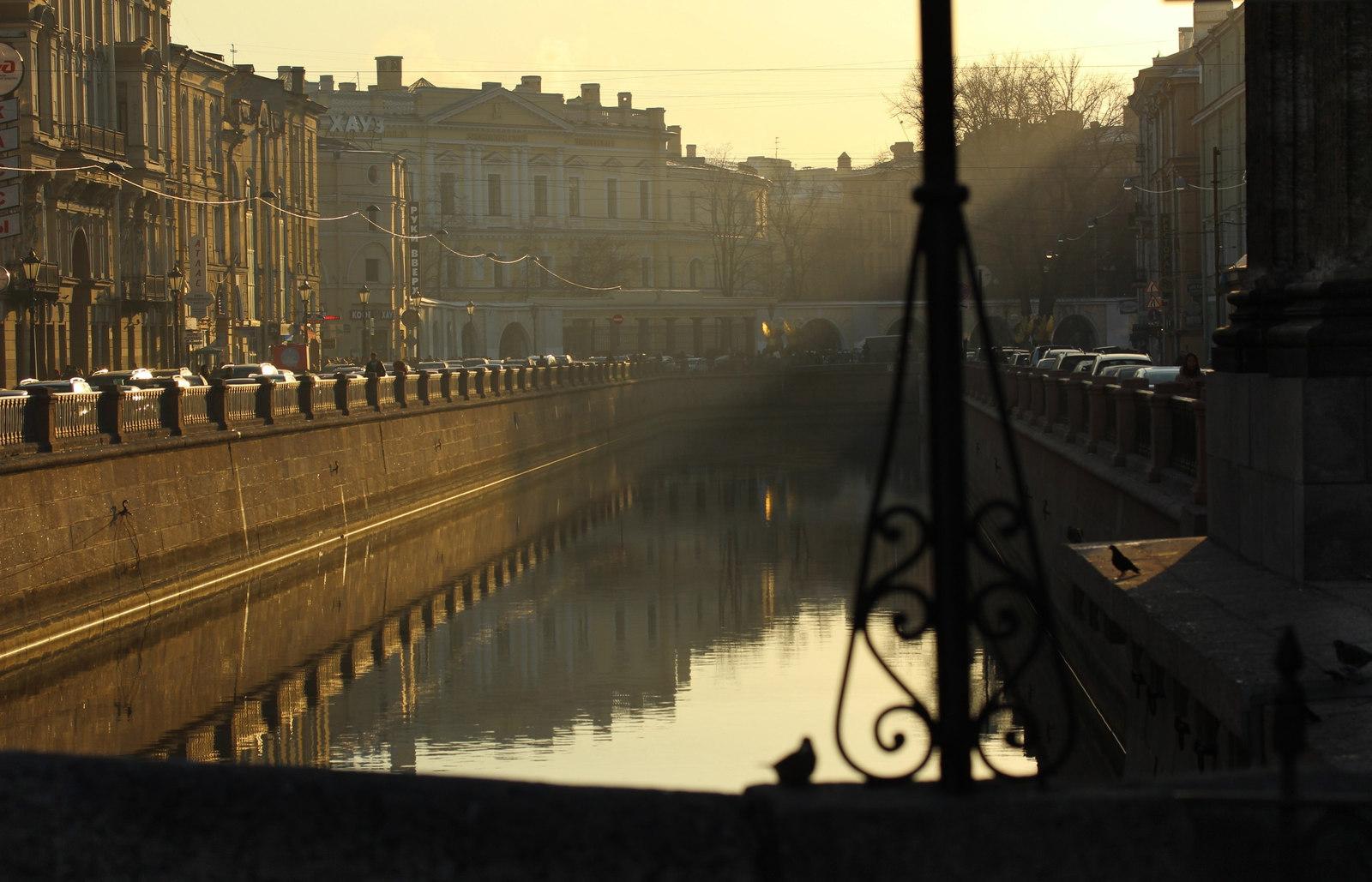 Канал Грибоедова. Блиц: Санкт-Петербург