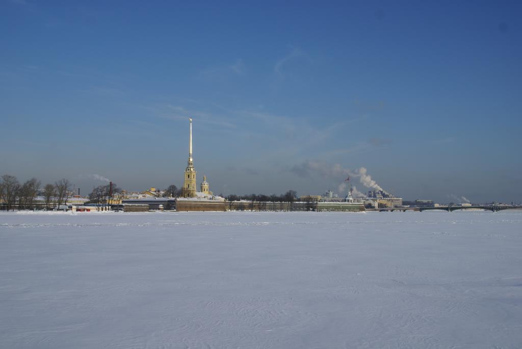 мороз и солнце!. Блиц: Санкт-Петербург