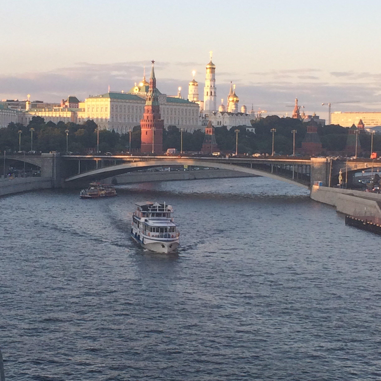 Москва. Блиц: с высоты