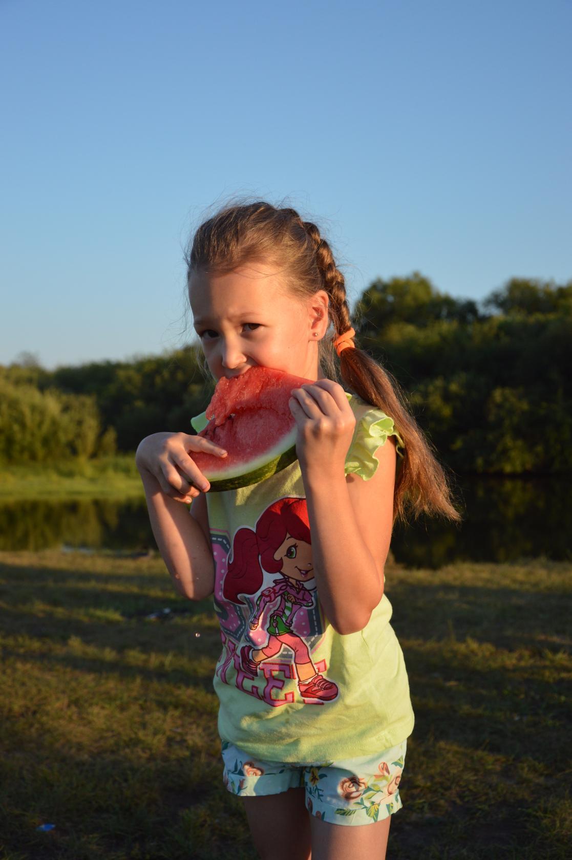 Летняя сладость. Совершенно летние!