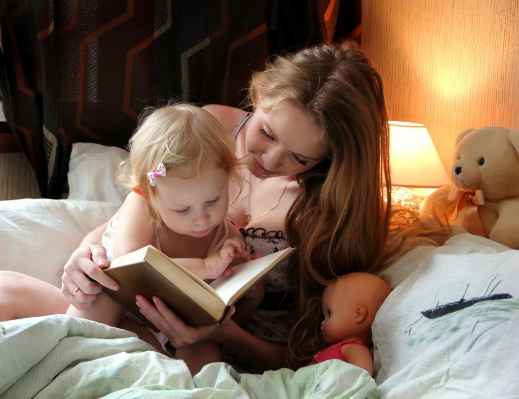 Читаем сказки перед сном!. Читаем и играем