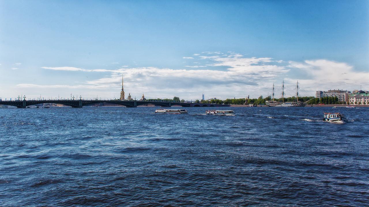 'Город над вольной Невой'. Блиц: Санкт-Петербург