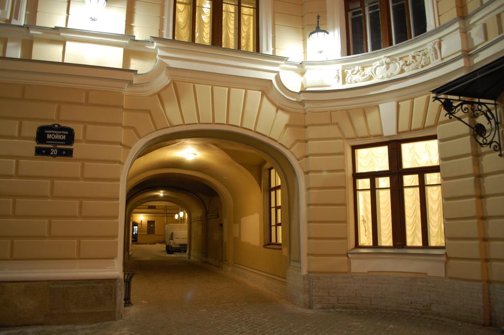 Академическая капелла Санкт-Петербурга. Блиц: Санкт-Петербург