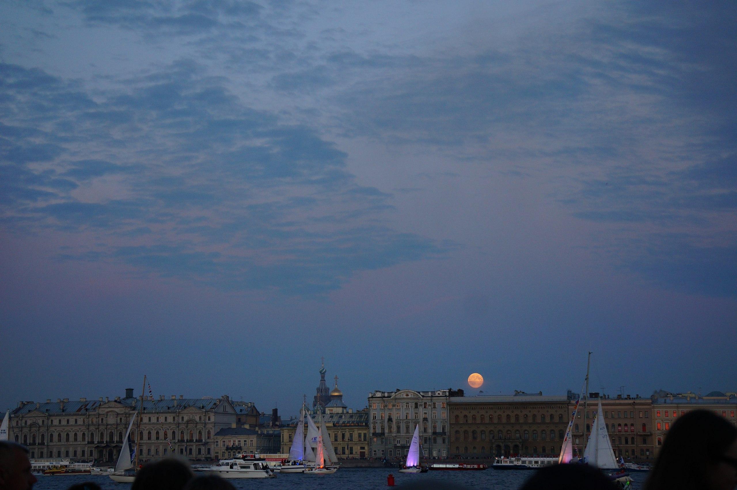 Санкт-Петербург шоу яхт июль 2017. Блиц: Санкт-Петербург