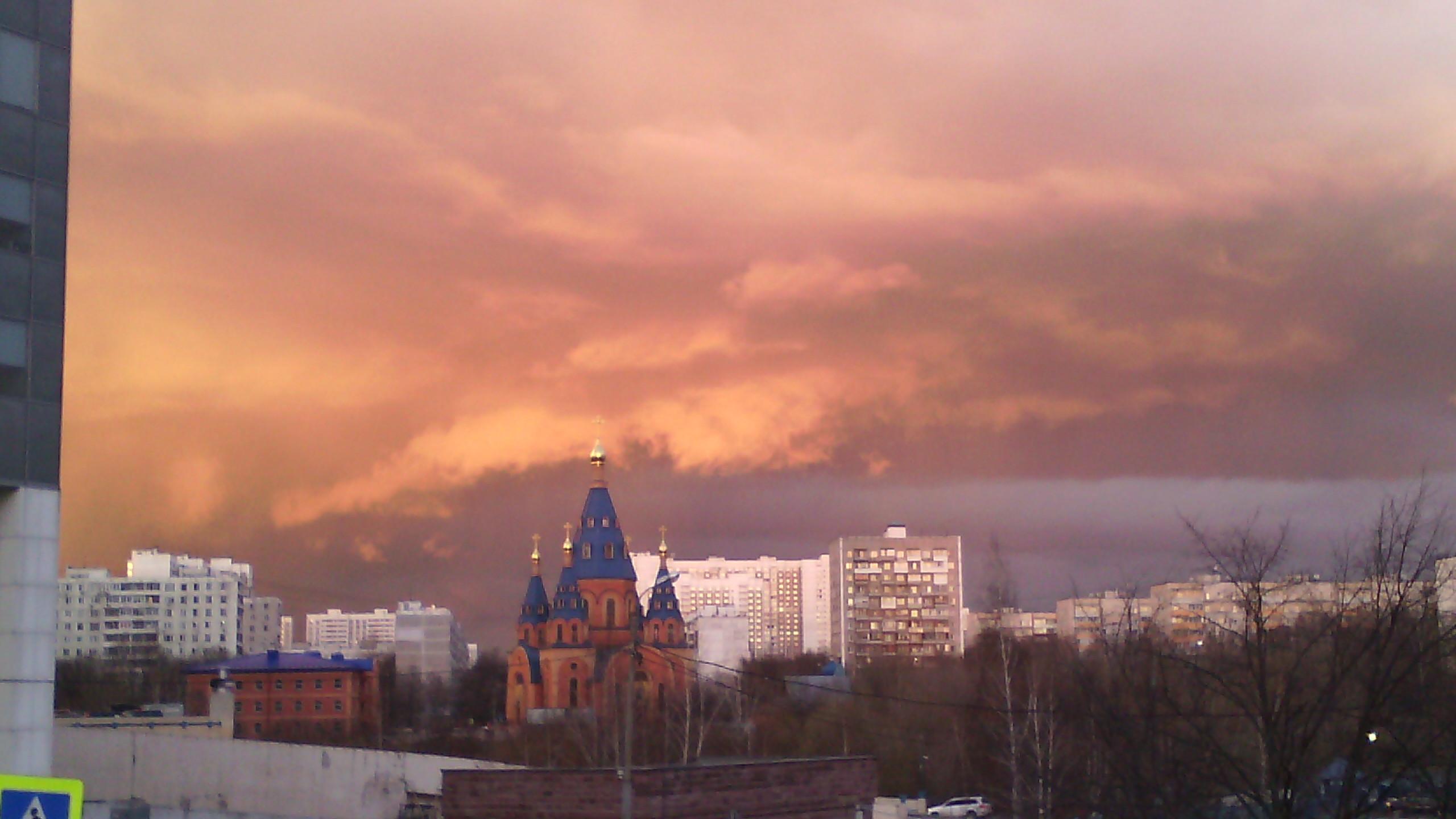 Чертаново. Блиц: Москва