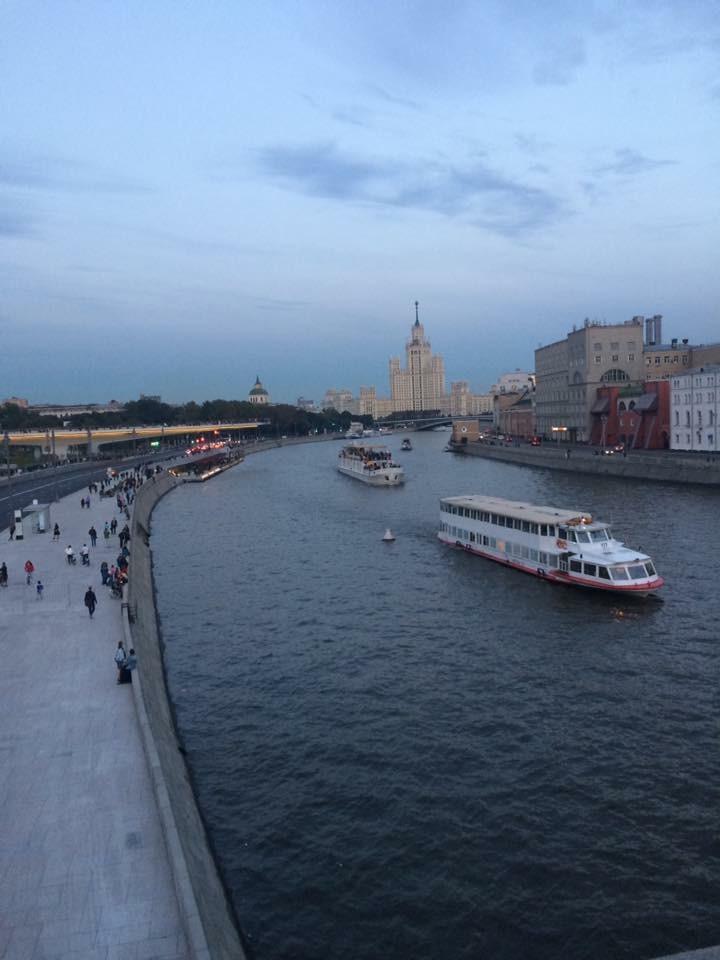 Москва. День Города.. Блиц: Москва