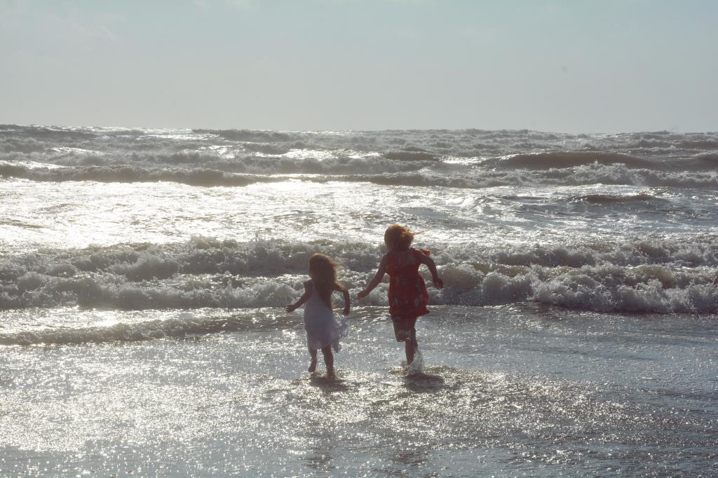 Бегущие по волнам....... Совершенно летние!