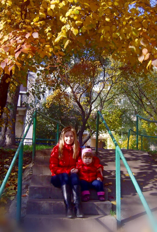 Встречаем осень в ярких красках.. Краски осени