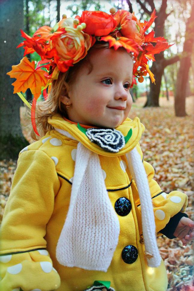 Моя маленькая Осень. Краски осени