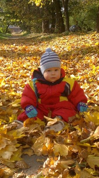 Настоящая осень!. Краски осени