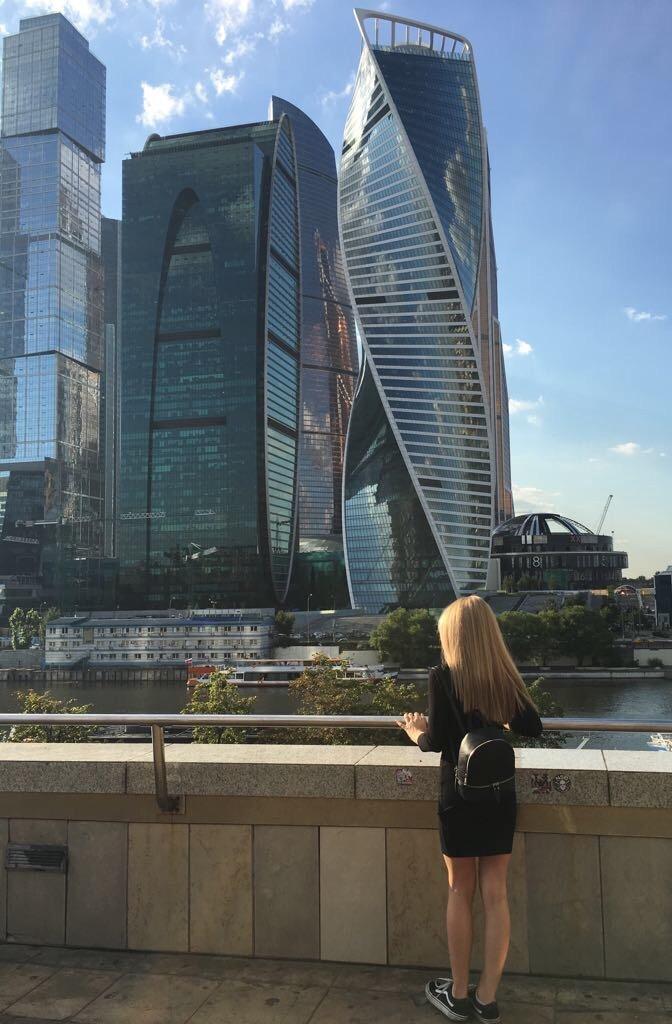 Москва-Сити. Блиц: Москва