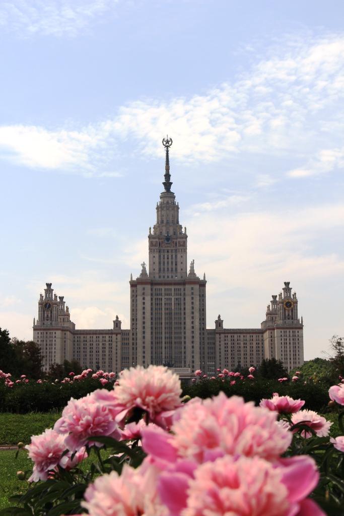 Москва...как много в этом звуке!. Блиц: Москва