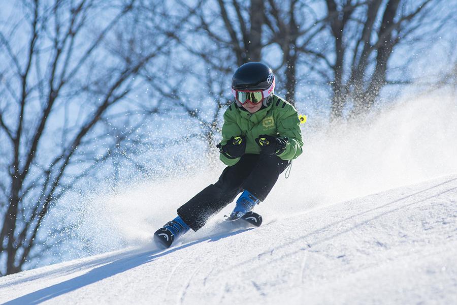 Горные лыжи и сноуборд для детей