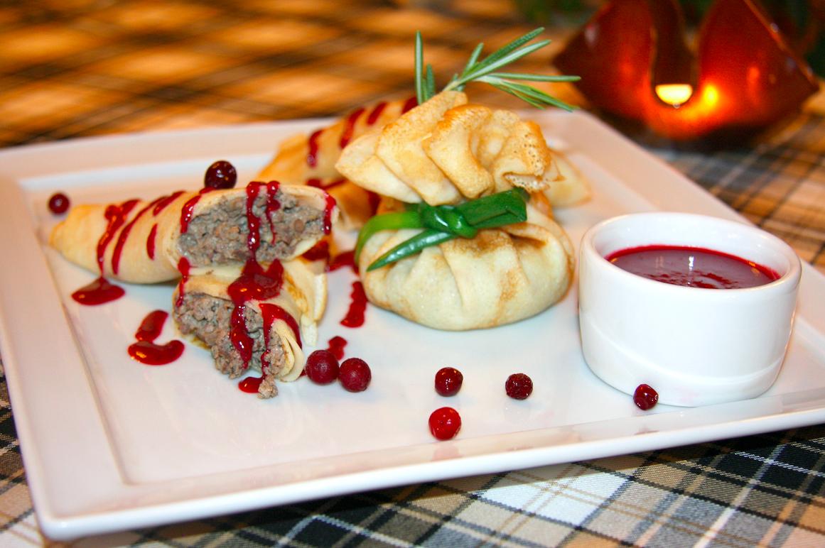 блюда из блинов рецепты с фото ресторанной узнать где находятся