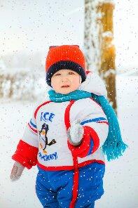 Зимушка-зима. Зимние забавы