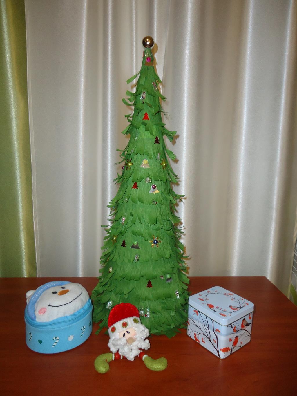 Елочка - скромняшка!. Блиц: новогодняя елка
