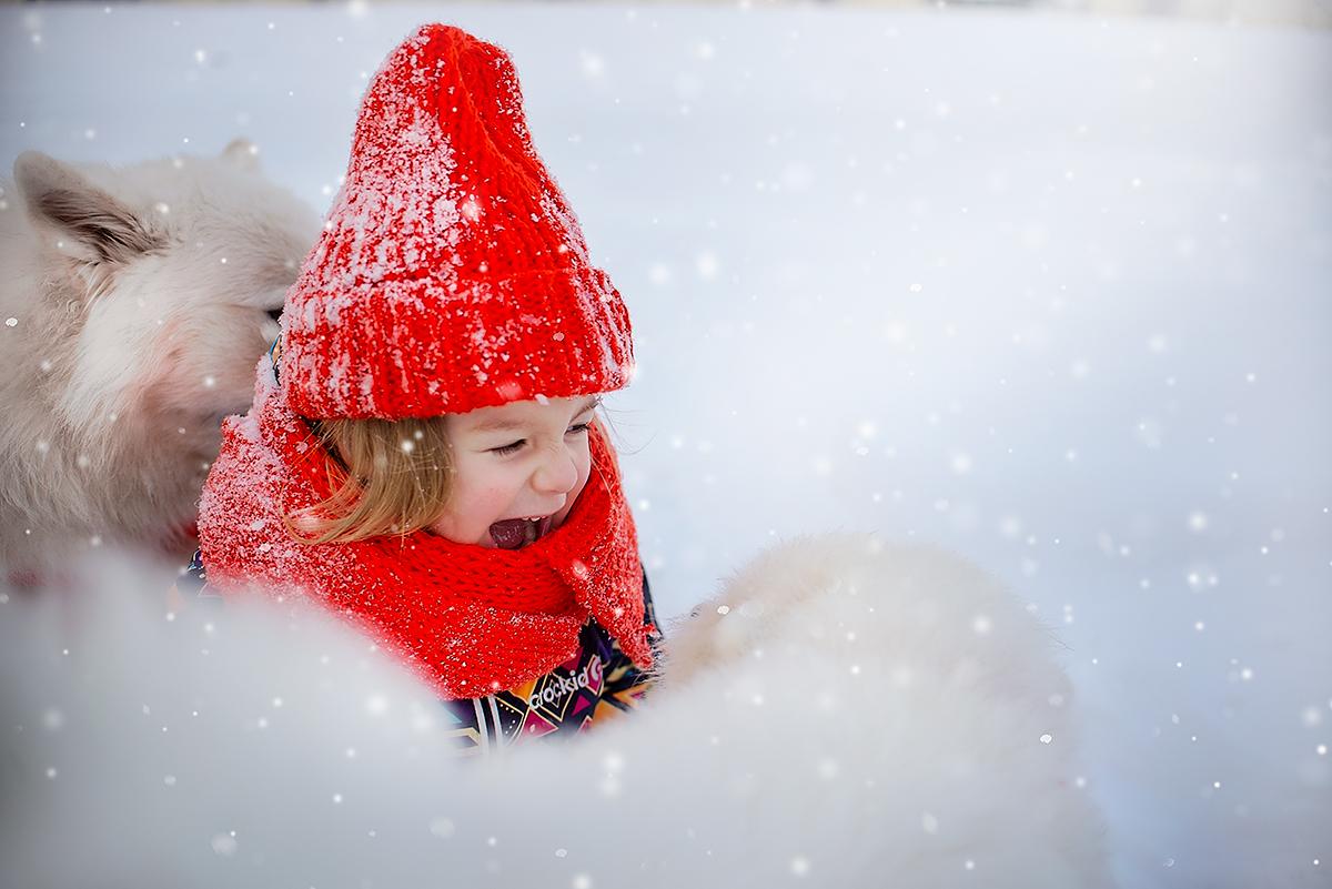 снежная зима. Закрытое голосование фотоконкурса 'Зимний образ'