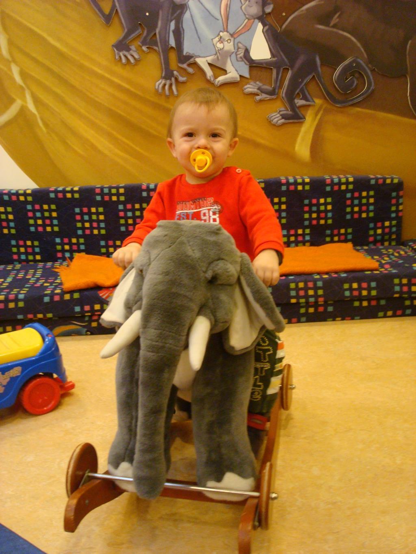 Фёдор на слоне. Время играть!