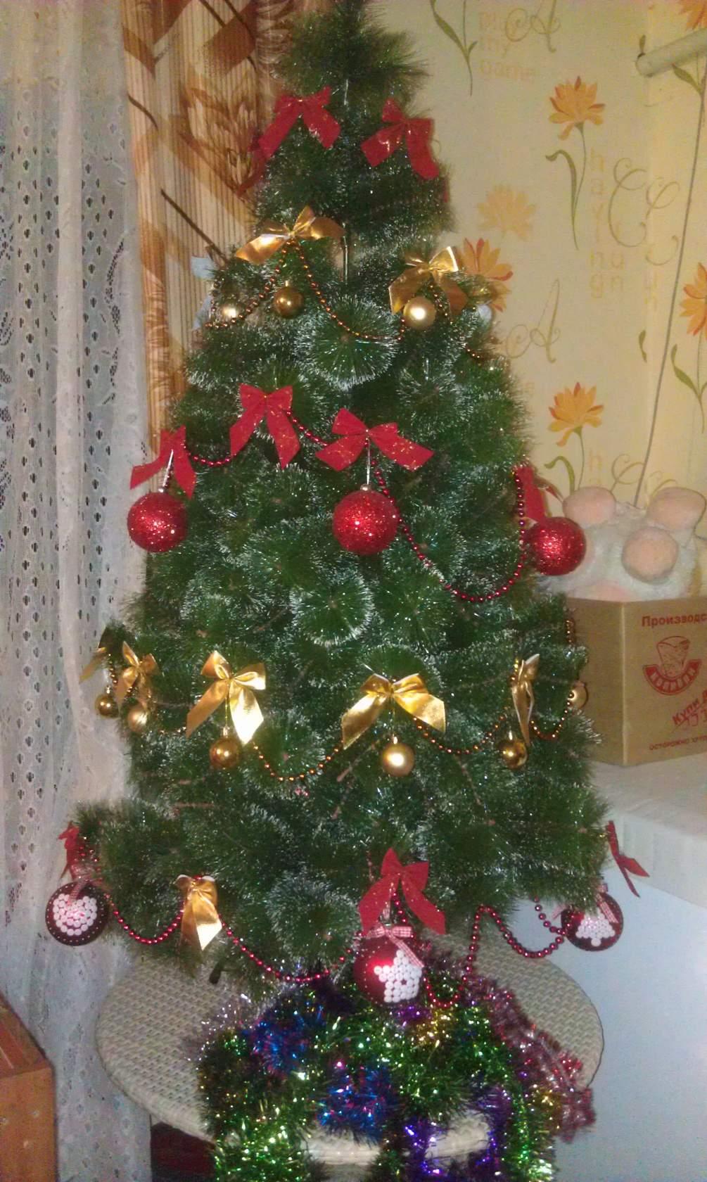 Снега еще не бы, но елочку никто не отменял!!!. Блиц: новогодняя елка