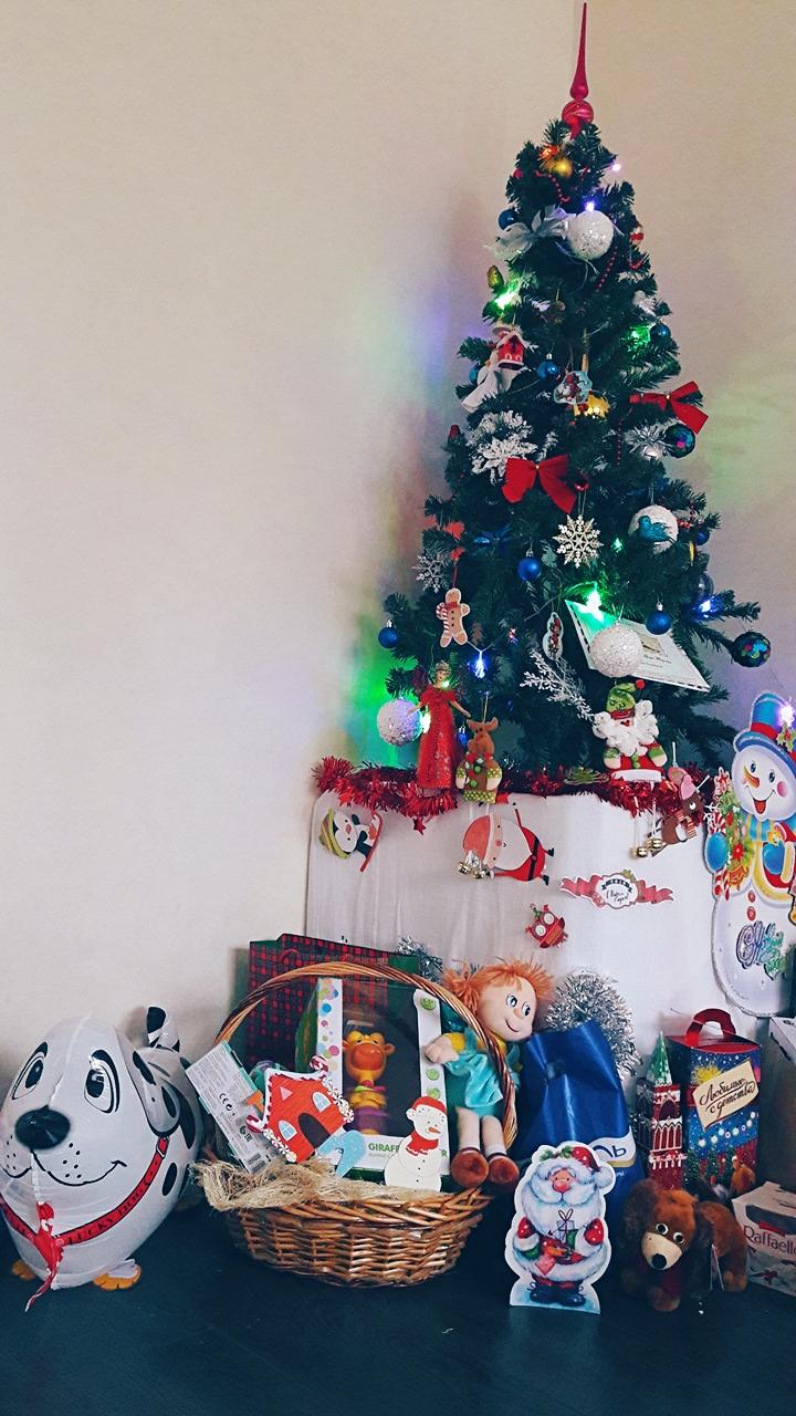 Новогодняя сказка. Блиц: новогодняя елка