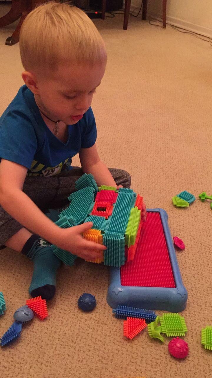 Будущий строитель . Я в игре!