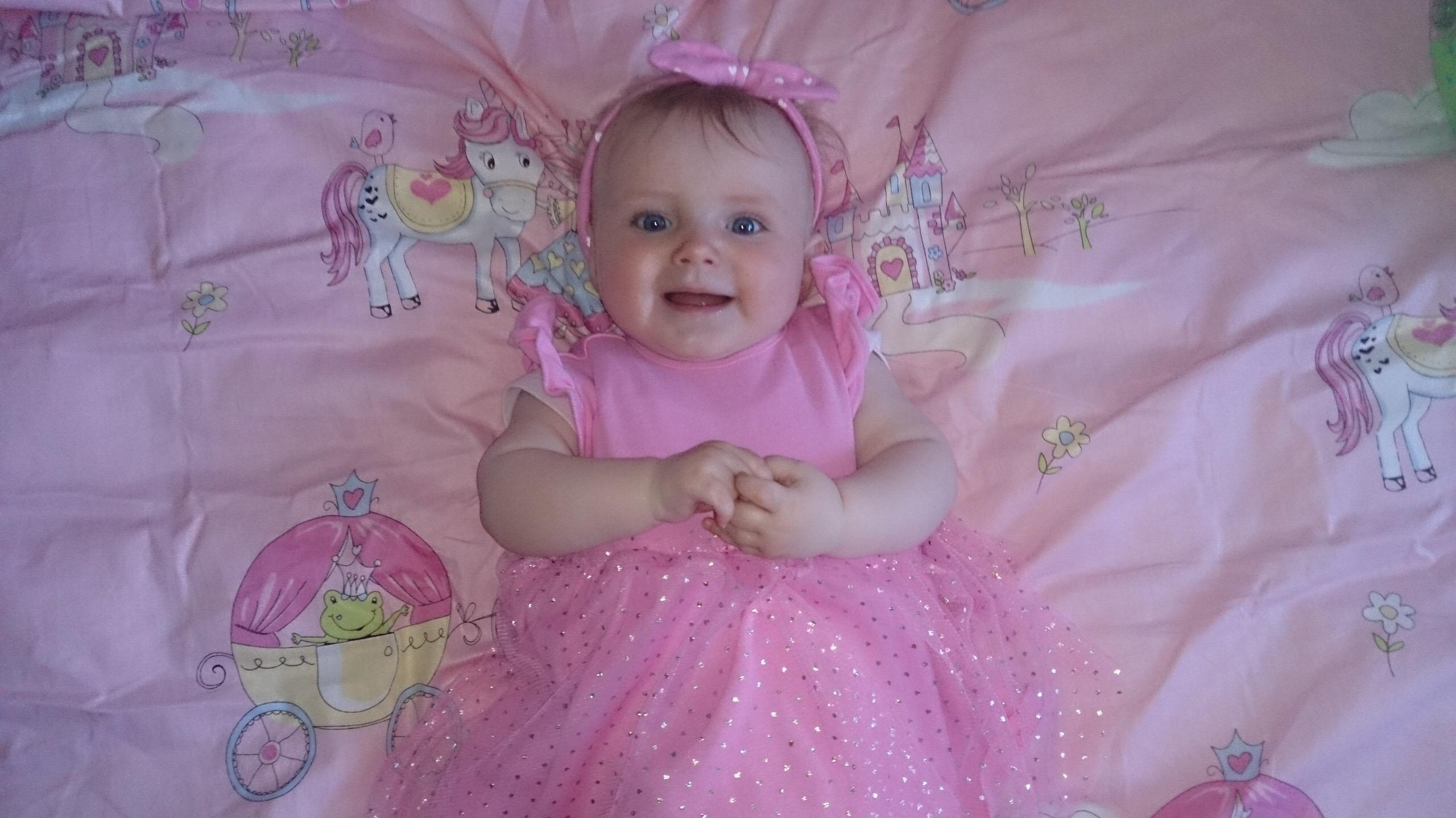 Наша принцесса Аврора . Лапочка