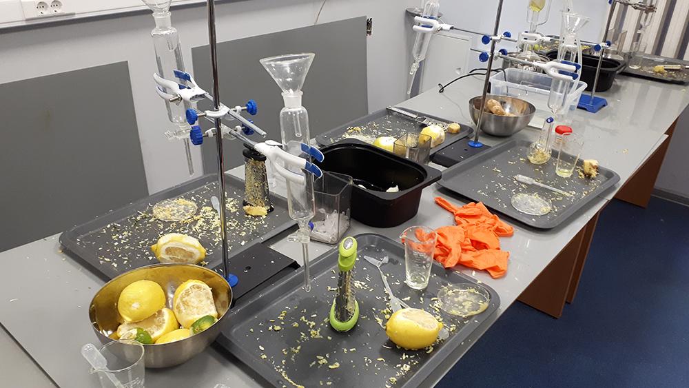 Лаборатория головокружительных ароматов