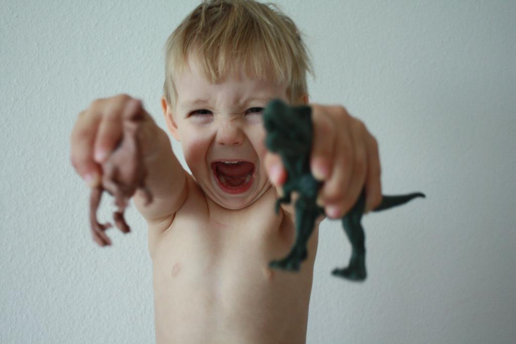 Я в игре! Сеня с любимыми динозаврами. Я в игре!