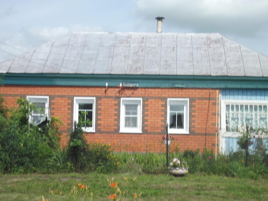 домик в деревне Луч. Блиц: деревня